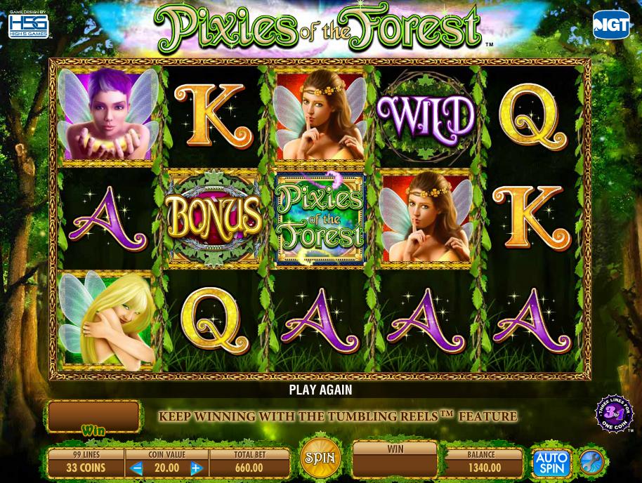 Fairy Slot Machine